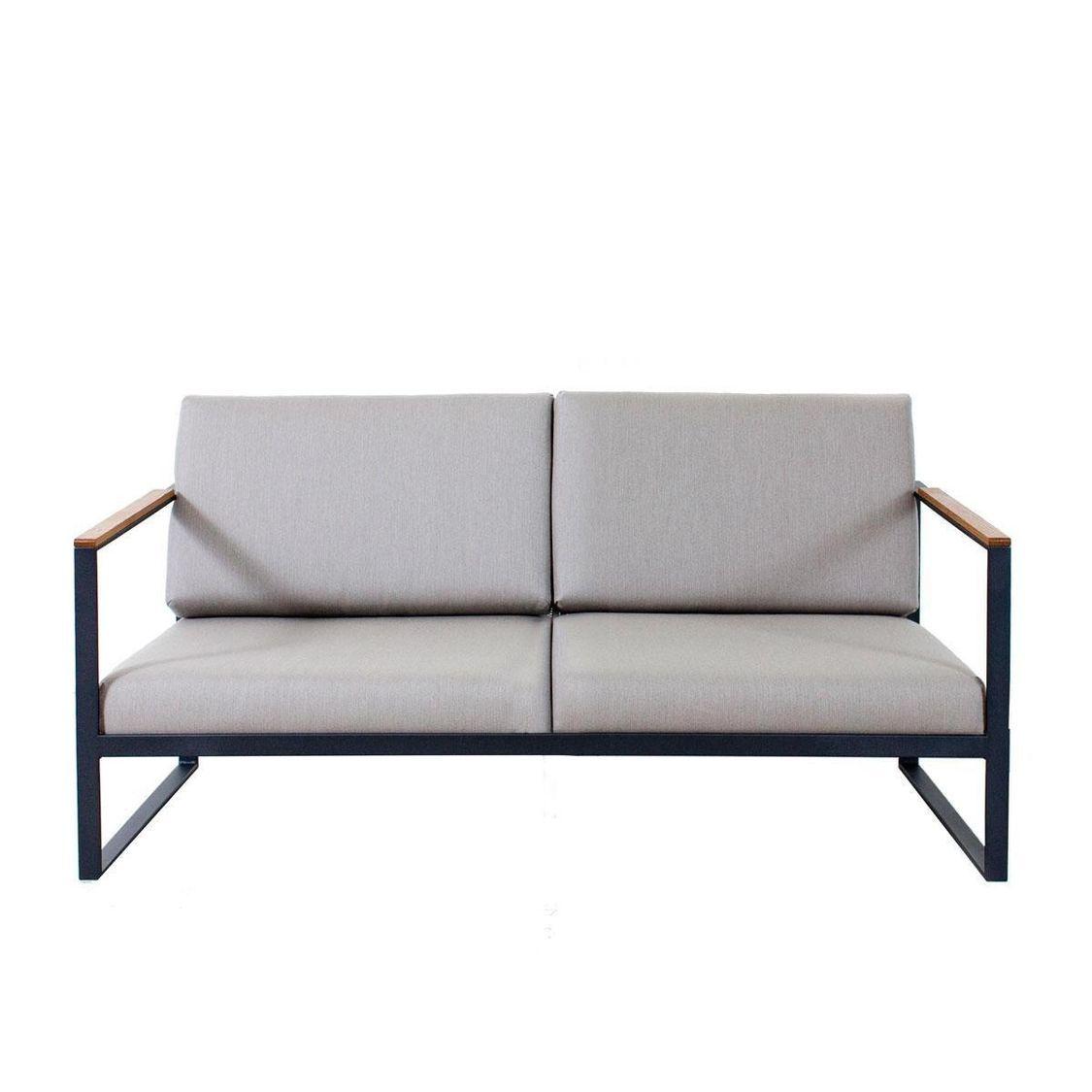 Sofa gezeichnet  Garden Easy 2-Sitzer Sofa | Röshults | AmbienteDirect.com