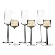 iittala - Essence Champagnerglas 6er Set