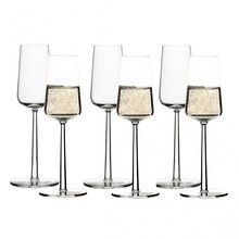 iittala - Essence Champagne Glass Set of 6
