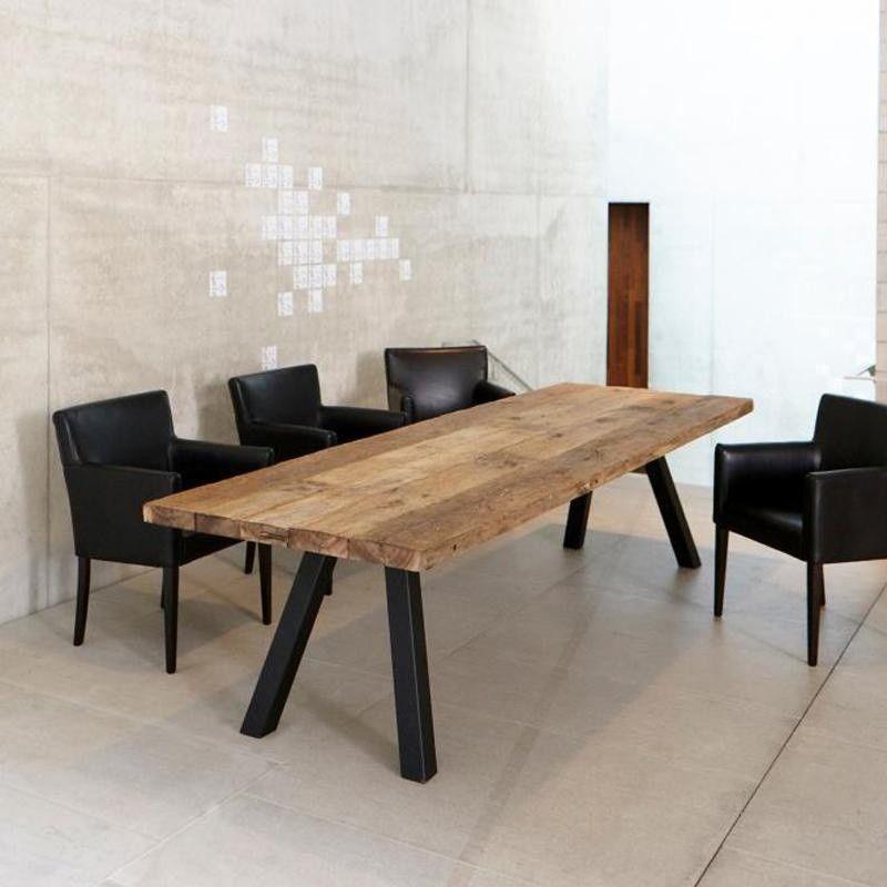 Bradford Dining Table | Jan Kurtz | AmbienteDirect.com