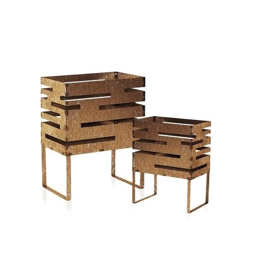 Röshults - Fire Basket Urban Feuerkorb