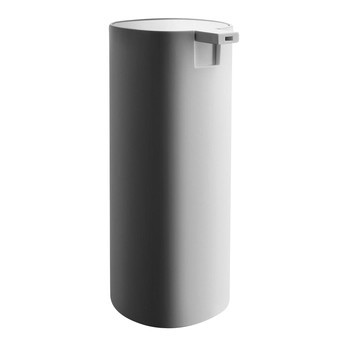 Alessi - Birillo Seifenspender PL14 hoch - weiß/0.2l/H: 16,5cm