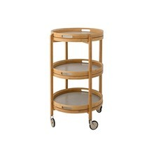 Bloomingville - Bloomingville Bamboo Tray Table