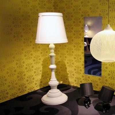 Moooi Paper Floor Lamp Ambientedirect