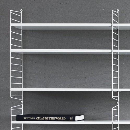 String - String System Regalböden 3er Set 58x20cm