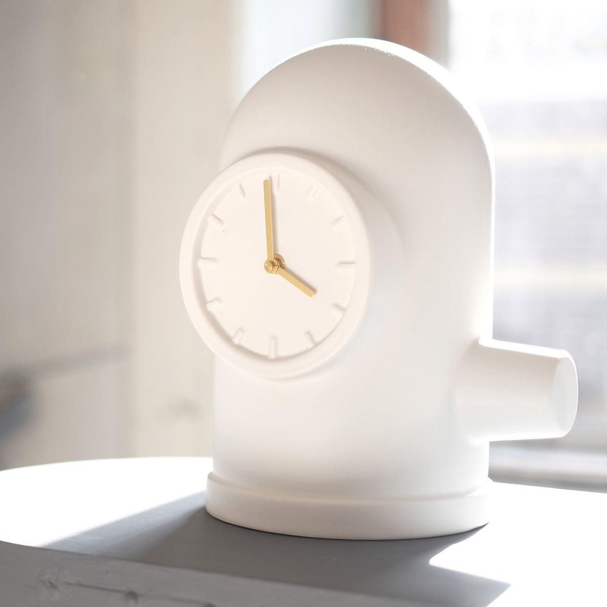 Leff base horloge table leff amsterdam horloges for Horloge eames