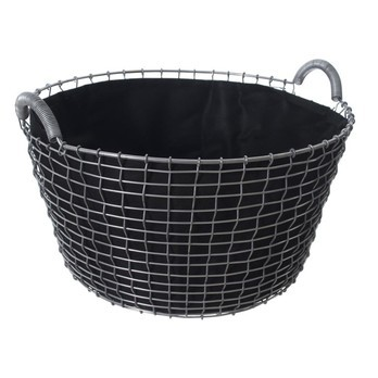Korbo - Korbo Pflanzeinsatz 35 - schwarz/3 Stück/für Classic 35