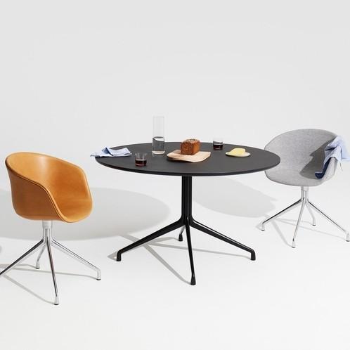 HAY - About a Table AAT20 Esstisch rund Ø100/110cm