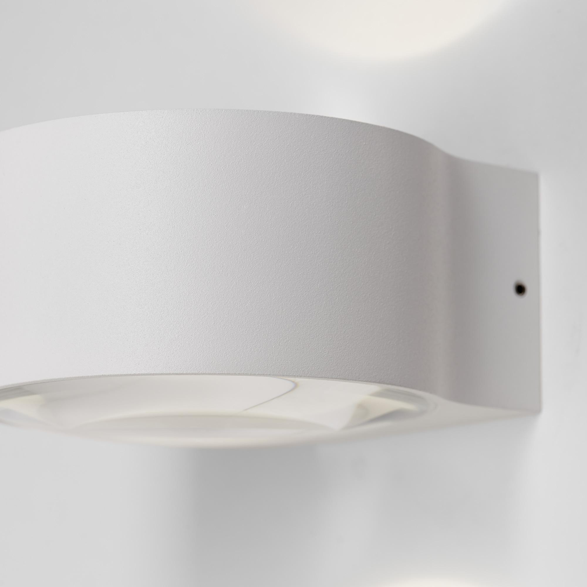 Applique murale d'extérieur LED Orbit