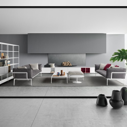 MDF Italia - Yale Low Couchtisch