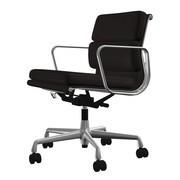Vitra - EA 217 Soft Pad Eames Alu Chair Office Chair