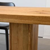 ADWOOD: Brands - ADWOOD - Ozelot Dining Table With Central Support