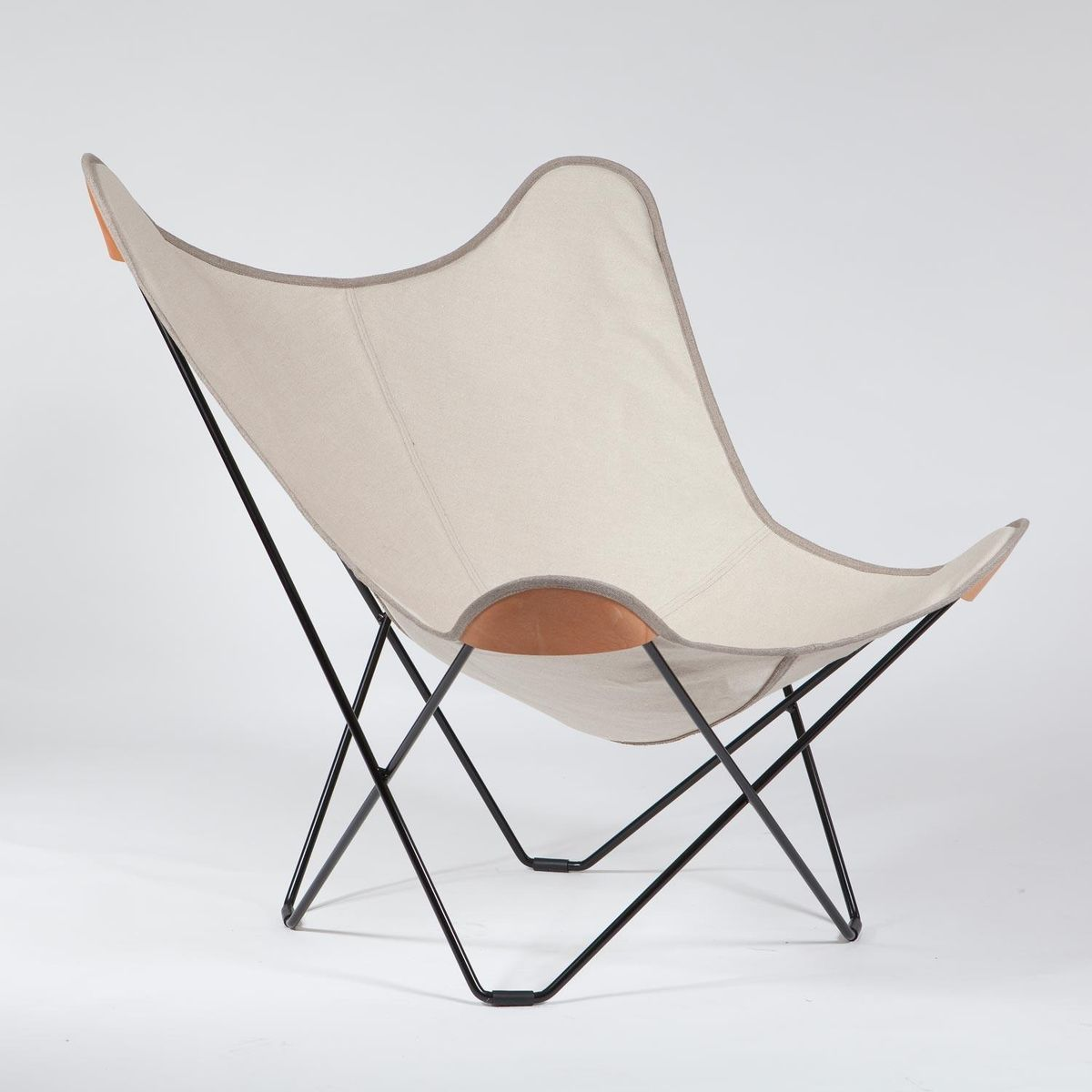Canvas Mariposa Butterfly Chair Outdoorsessel