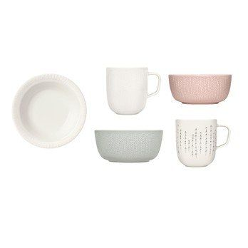 iittala - Sarjaton Geschirr 6er Set  - multicolor