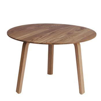HAY - Bella Kaffee Tisch  - Eiche natur/Ø 60 x H 39 cm