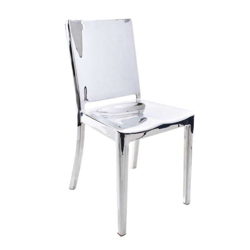EMECO   Hudson Chair   Aluminium/polished