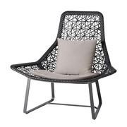 Kettal - Maia Relax - Fauteuil / fauteuil de jardin