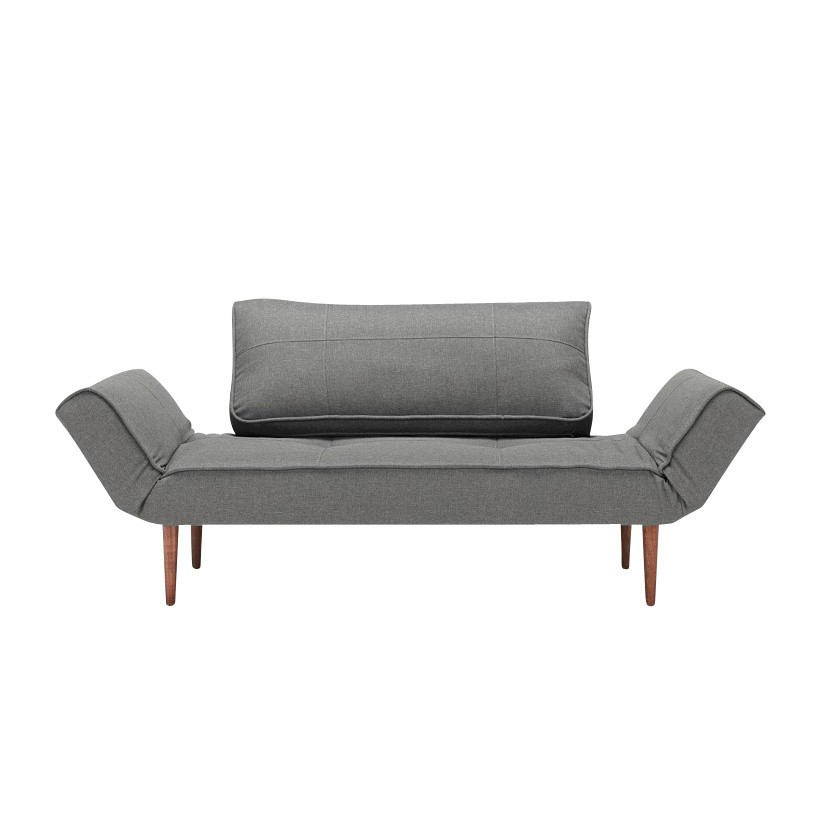 innovation zeal styletto sofa bed ambientedirect rh ambientedirect com sofa bed grey velvet sofa bed grey sale