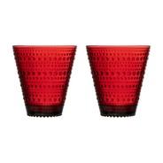 iittala - Kastehelmi Glass Set of 2 0.3L