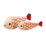Vitra - Mother Fish and Child Holzfigur/-fisch