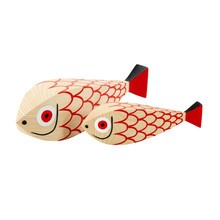 Vitra - Vitra Mother Fish and Child - Houten poppen