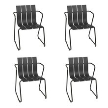 Mater - Ocean Armchair Set of 4