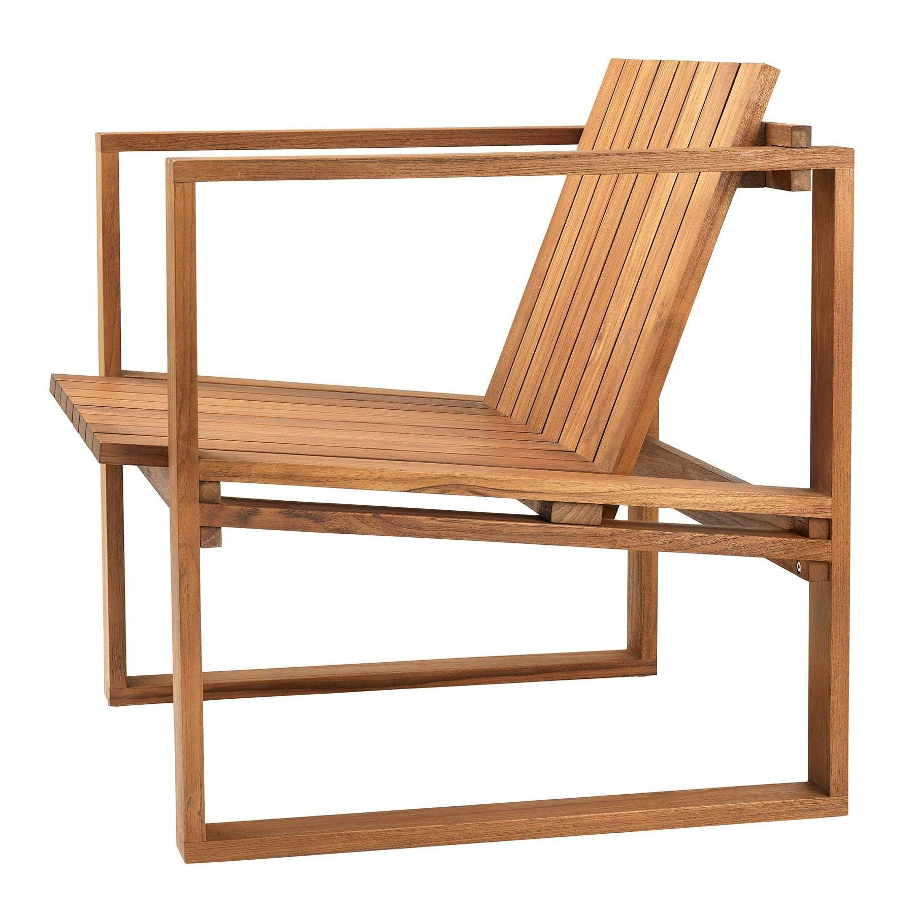 Carl hansen bk11 outdoor lounge chair ambientedirect