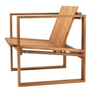 Carl Hansen - BK11 Outdoor Lounge Chair