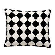 pappelina - Marre Cushion - black/40x50cm