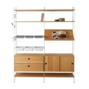 String - Storage Combo 158x200x30cm