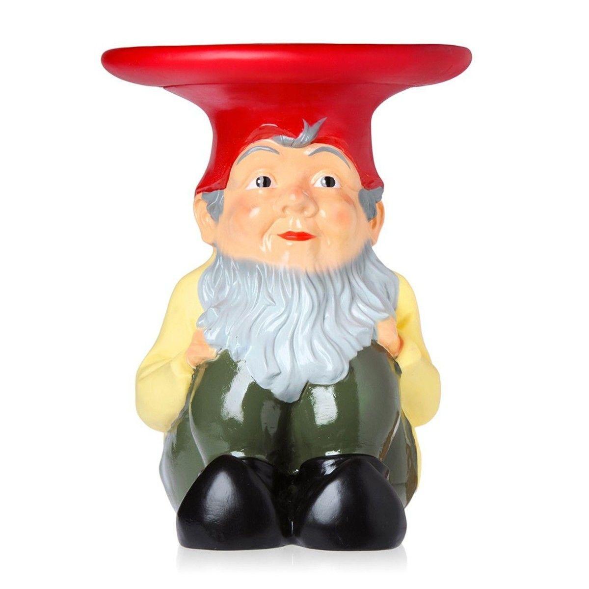 Gnomes zwerg beistelltisch kartell for Philippe starck gnome