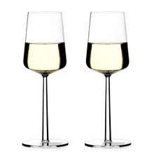 iittala - Essence White Wine Glass Set 33cl
