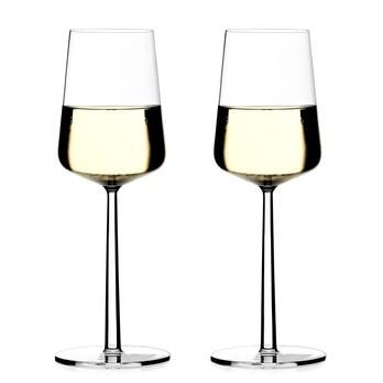 iittala - Essence Weißweingläser Set 2tlg. - transparent / 33cl/2 Gläser im Set
