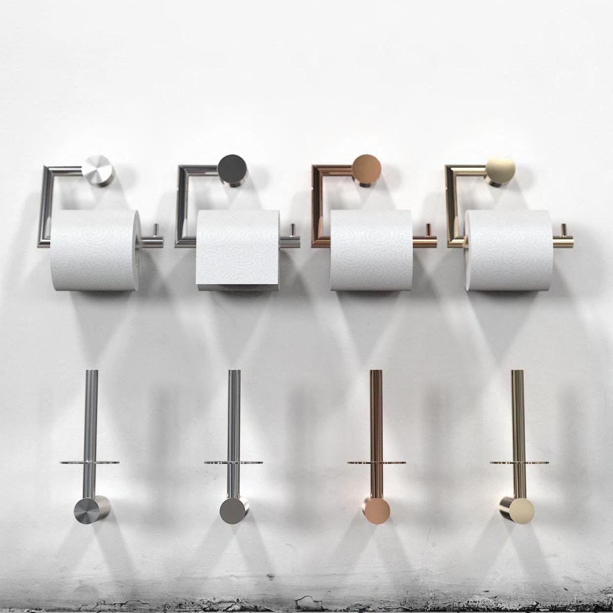 FROST Nova² Toilet Roll Holder   AmbienteDirect