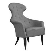 Gubi - Eva Lounge Chair Sessel