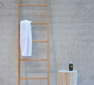 Kachel Räume Badezimmer Handtücher FranzKurtz HIP