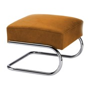 Thonet - S 411 H Hocker Leder