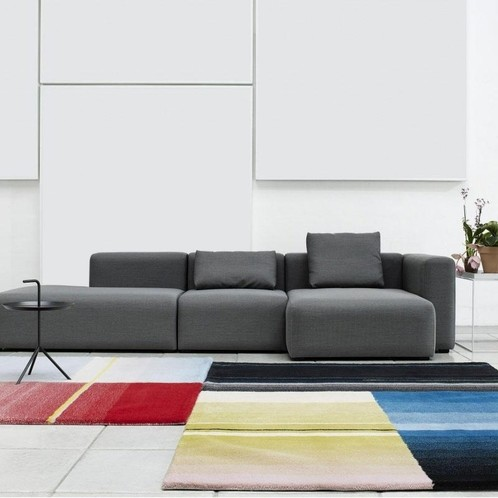 HAY - Mags Lounge Sofa Chaiselongue rechts