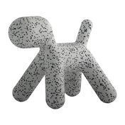 Magis - Dalmatian Puppy Dog S - black/white/Size 1/LxBxH: 42.5 x 26 x 34.5cm