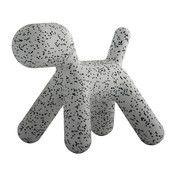 Magis - Dalmatian Puppy Hund S - schwarz/weiß/Größe 1/L x B x H: 42,5 x 26 x 34,5cm