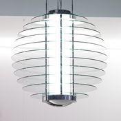 Fontana Arte - 0024XXL Pendelleuchte - transparent/transparent/141,5x138,5cm