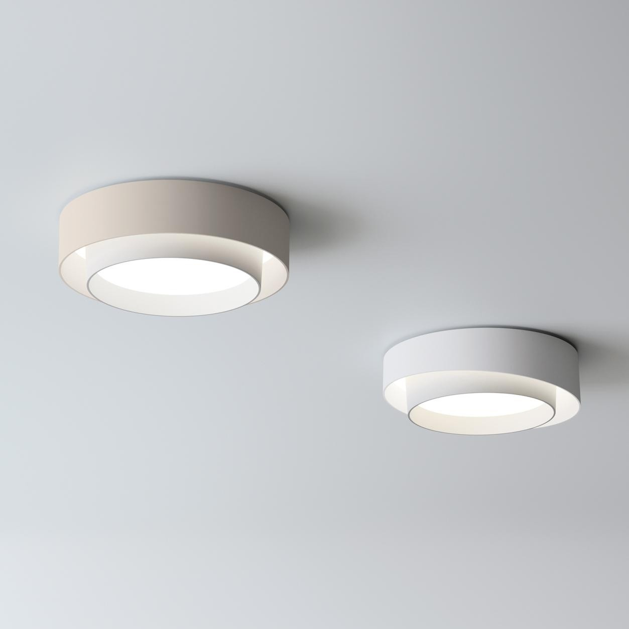Vibia Centric 5700 Led Wall Ceiling