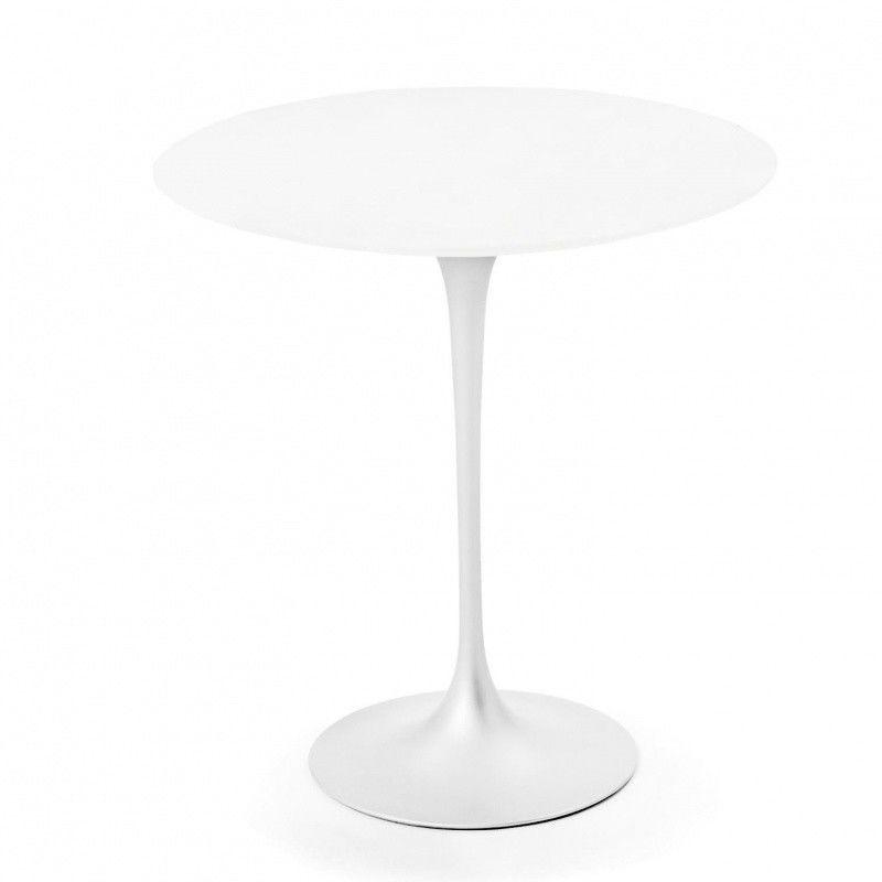 Saarinen Side Table 51cm Knoll International AmbienteDirectcom