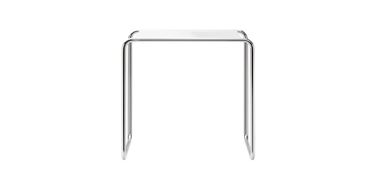 Thonet B 9 Beistelltisch Glas | AmbienteDirect