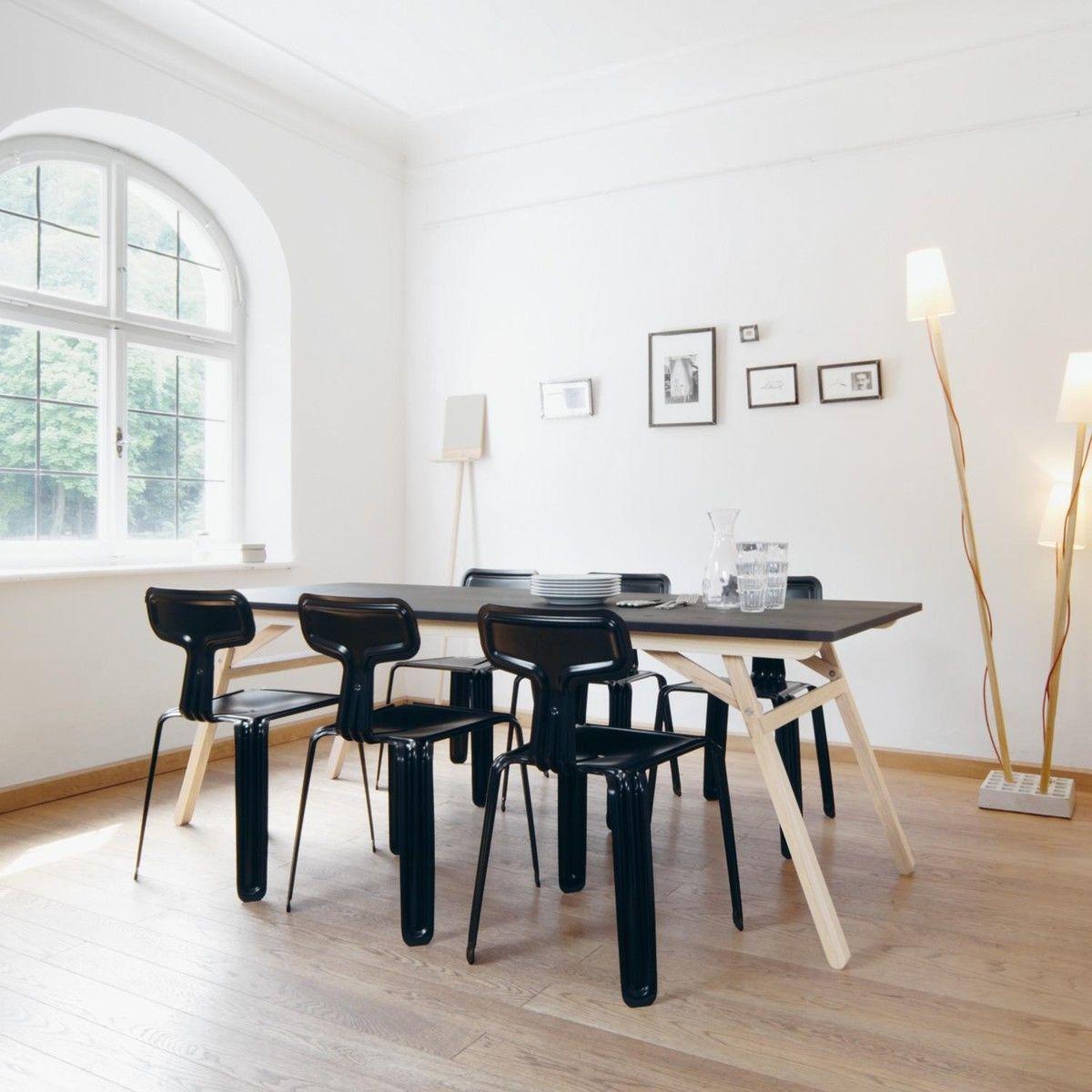 moormann klopstock esstisch schreibtisch moormann. Black Bedroom Furniture Sets. Home Design Ideas
