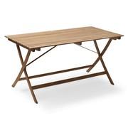 Skagerak - Table de jardin 147 Selandia 146.5x75x73cm
