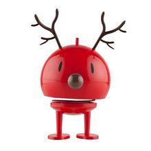 Hoptimist - Hoptimist Reindeer Bumble Blitzen Wackelfigur