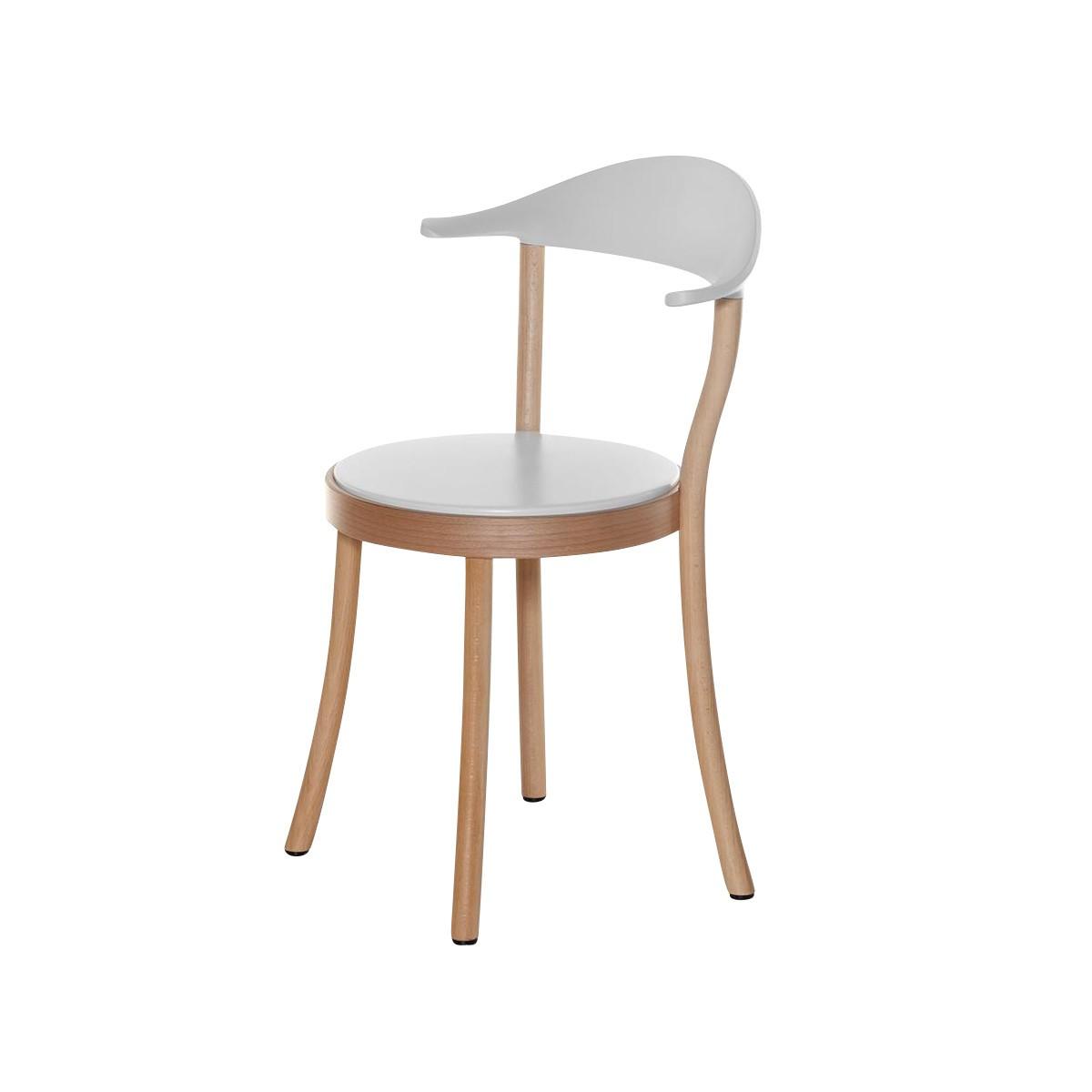 plank monza bistro chair ambientedirect. Black Bedroom Furniture Sets. Home Design Ideas