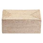 Decor Walther - Basket UTBMD - Box met deksel rotan