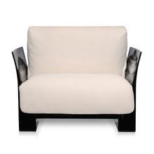 Kartell - Pop Sessel Gestell schwarz